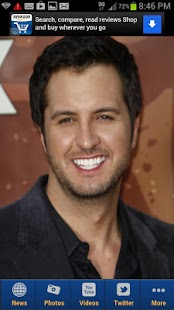 Luke Bryan Fan App - screenshot thumbnail