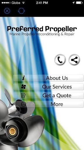 Prefered Propeller Repair Inc