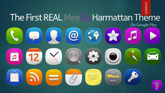 MeeGo-Harmattan Theme v1.2.8