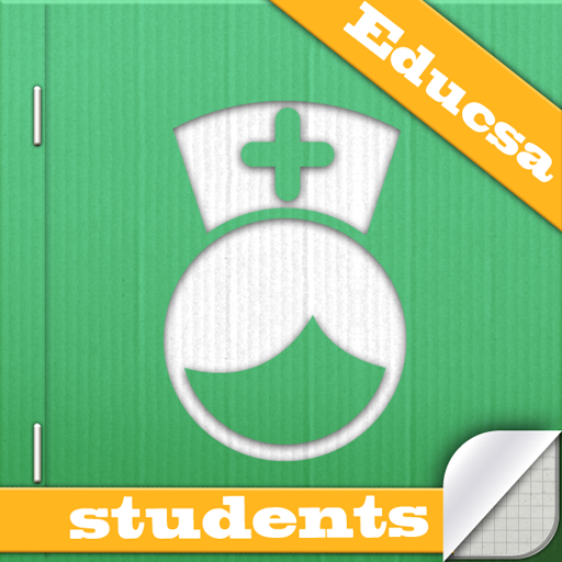 NandaNocNicStudents 醫療 App LOGO-硬是要APP