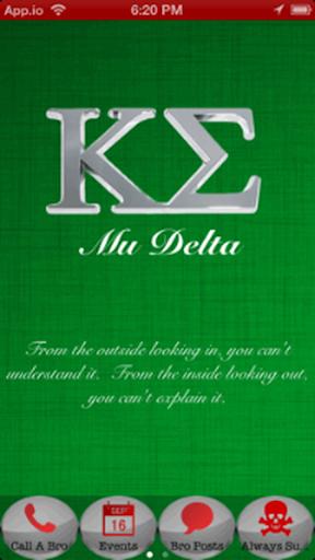 Mu Delta