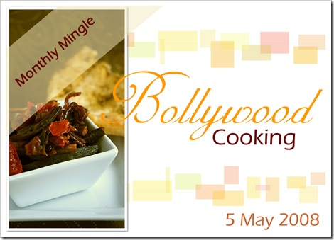 MM Bollywood Cooking April 2008