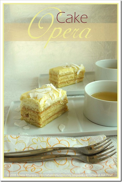 Opera Cake (01) by MeetaK