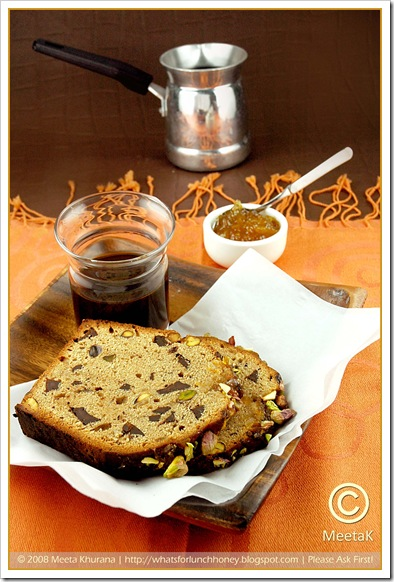 Spiced Choc Orange Bread (03) by MeetaK