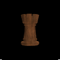 Chess Piece 3D Live Wallpaper icon