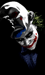 Joker Live Wallpaper - screenshot thumbnail
