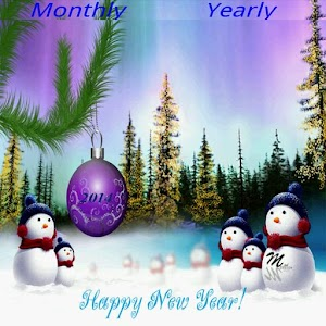 New Year Calender download