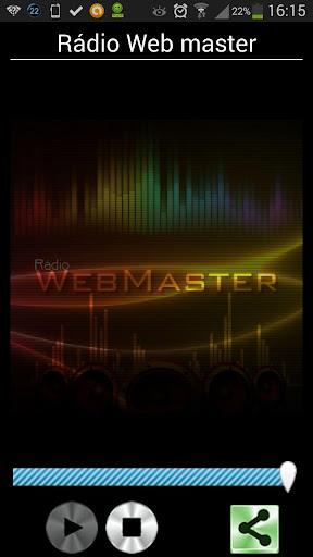 Radio Web Master