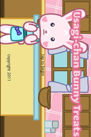 Usagi-chan Bunny Treats F - screenshot