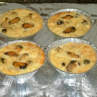 Mossel Quiche Met Belegen Kaas Recipe