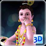 Krishna 3D Live Wallpaper