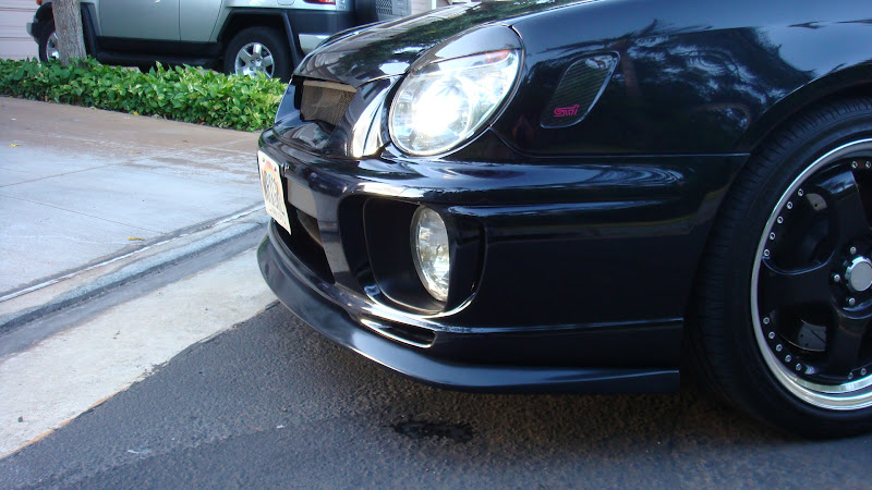 bugeye WAGON front lip    where to buy? - i-Club
