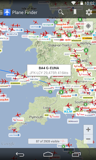 Plane Finder 7.2 Apk | Global Apk Mania