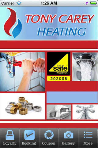 Tony Carey Heating Services