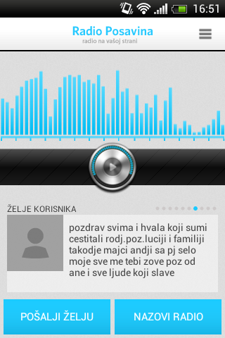 Radio Posavina- screenshot