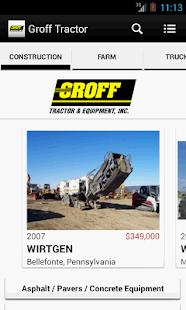 Groff Tractor Equipment Inc