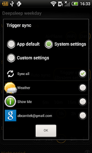 Deep Sleep Battery Saver - screenshot thumbnail