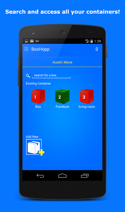 BoxHopp- screenshot
