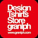Design Tshirts Store graniph icon