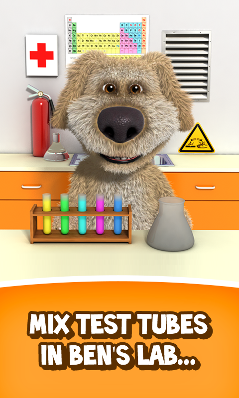 Talking Ben the Dog- screenshot