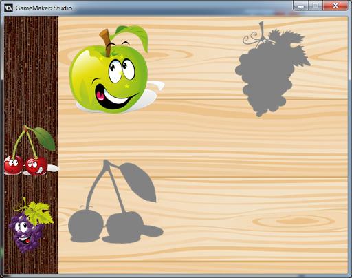 無料个人化Appの果物幼児パズル 記事Game