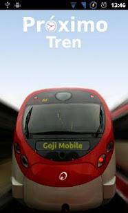 Next Train- screenshot thumbnail