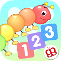 Toddler Counting 123 HD icon