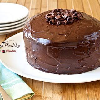 Paleo Chocolate Cake (Grain, Gluten, Dairy Free).
