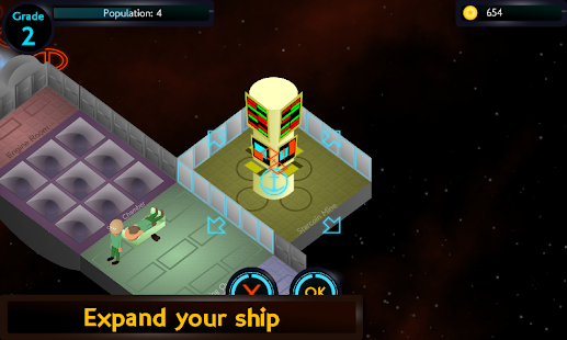 Generation Ship- screenshot thumbnail