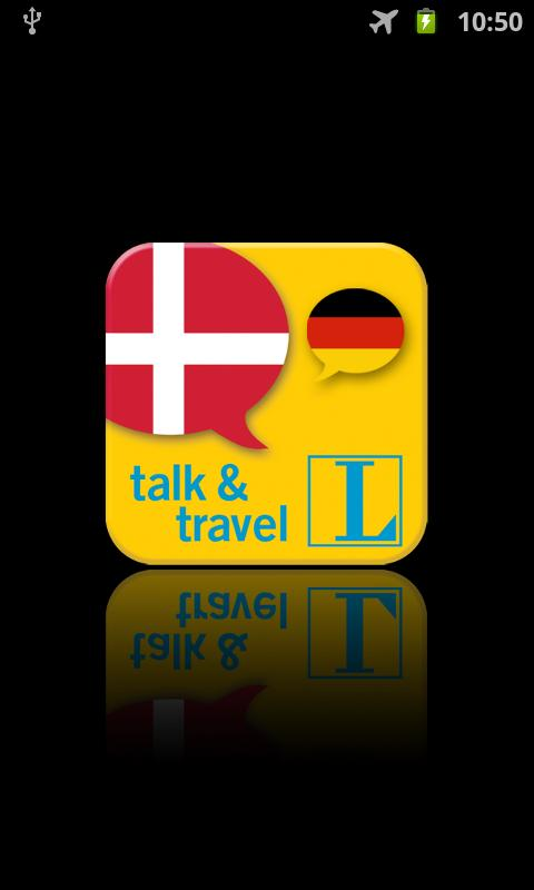 Dänisch talk&travel - screenshot