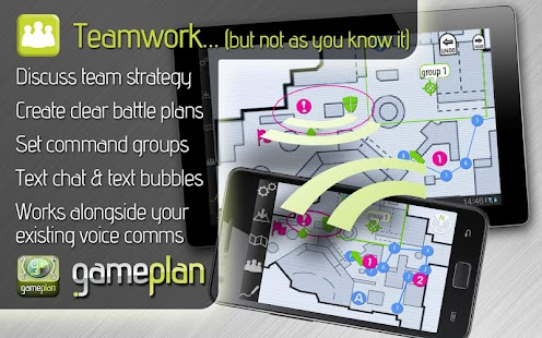 GamePlan: strategy & tactics- screenshot thumbnail