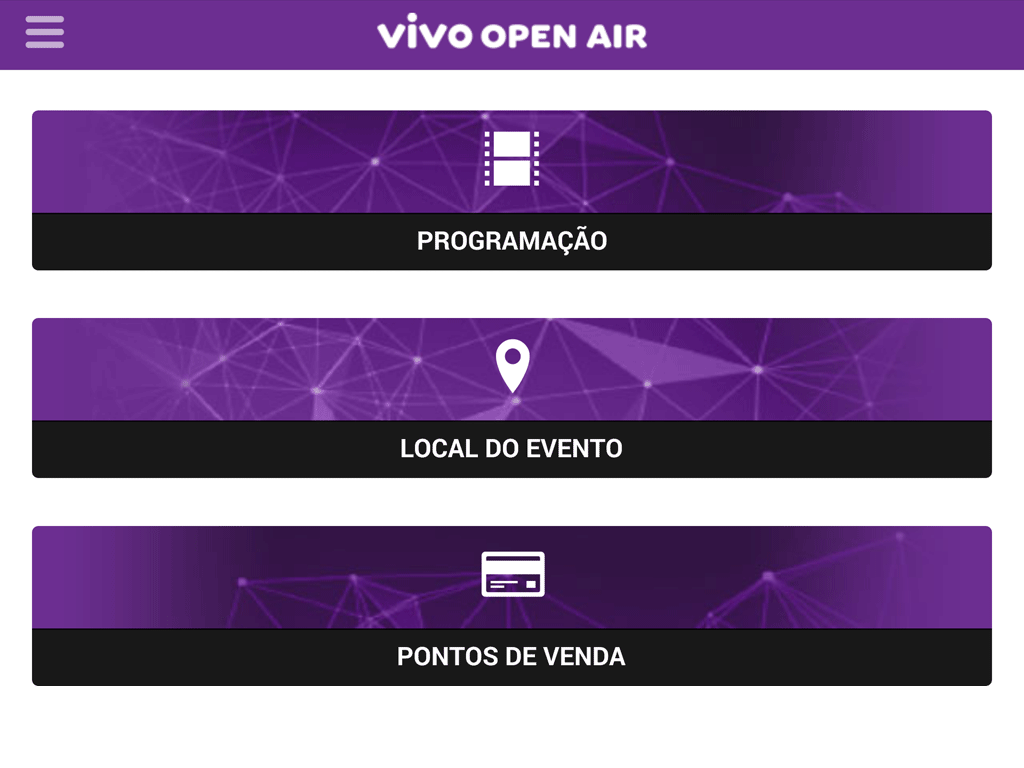 Vivo Open Air- screenshot