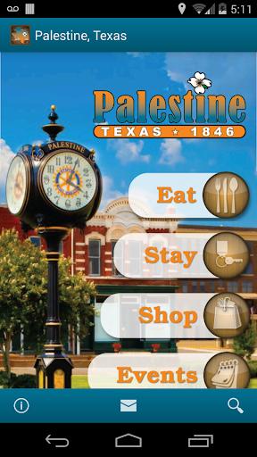 Visit Palestine TX