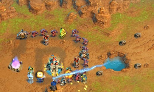 Towers N' Trolls - screenshot thumbnail