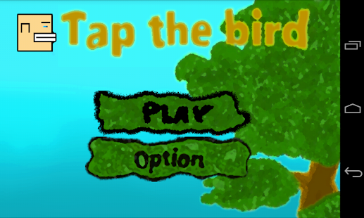 Tap the bird- screenshot thumbnail