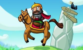 Screenshot of Den Modige Riddaren