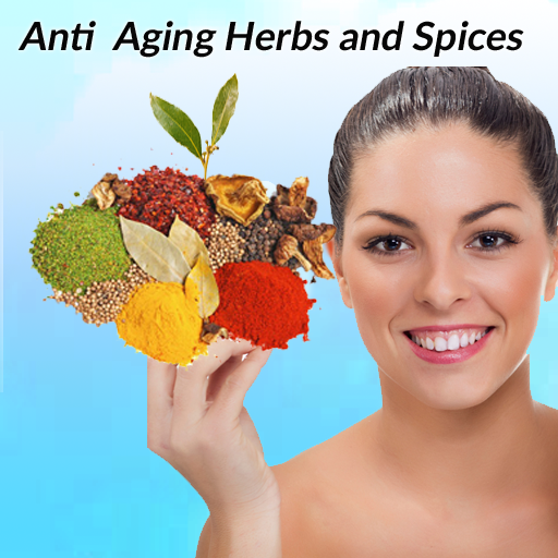 Anti Aging Herbs and Spices