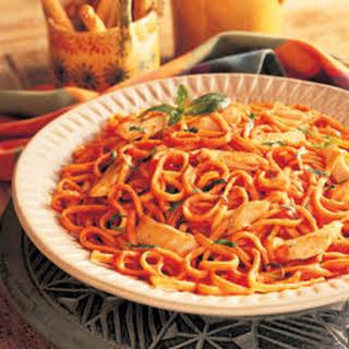 Chicken Breast Tomato Sauce Pasta Recipes.