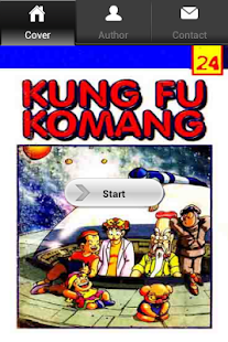 Komik Kungfu Komang Vol 24 - screenshot thumbnail