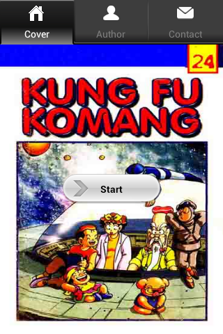 Komik Kungfu Komang Vol 24 - screenshot