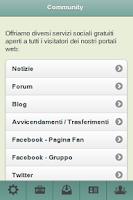 Screenshot of ForzeArmate
