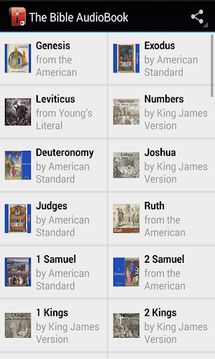 The Bible Audio-Books
