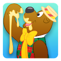 Humphrey B Bear Maze icon