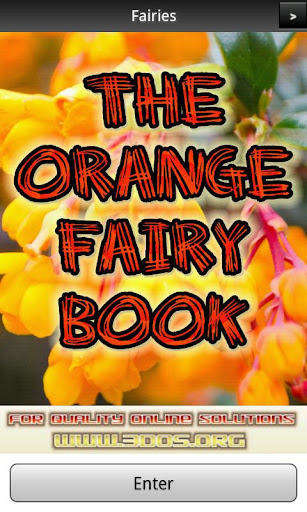 The Orange Fairy Book FREE