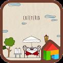 Cafeteria Dodol Theme icon
