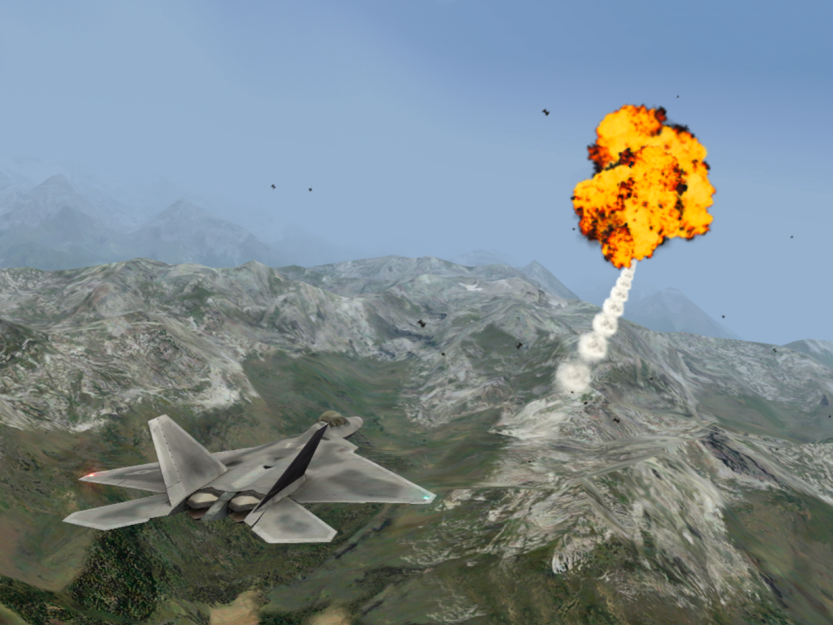 Screenshots of X-Plane 10 Flight Simulator for Android