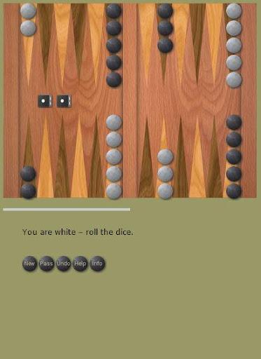 Backgammon Solitaire Classic