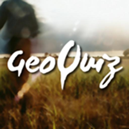 GeoQuiz IRL LOGO-APP點子