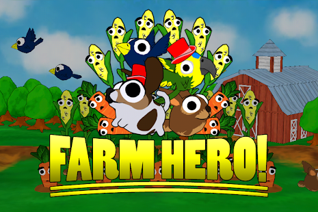 Farm Hero! - screenshot thumbnail