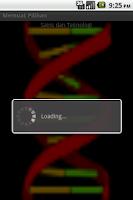 Screenshot of Sains dan Teknologi